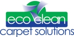 Eco Clean Carpet Solutions logo image