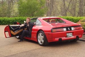 SheTech and a Ferrari